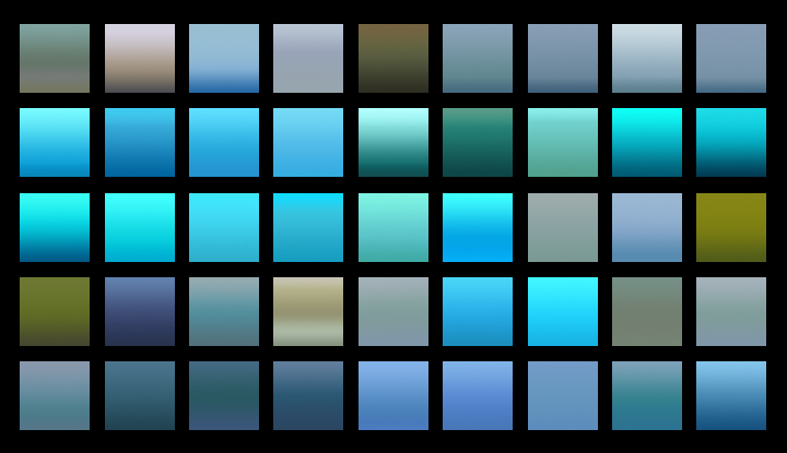 preview water gradients