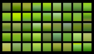 grass gradients preview