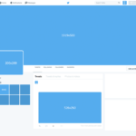 twitter template profile page