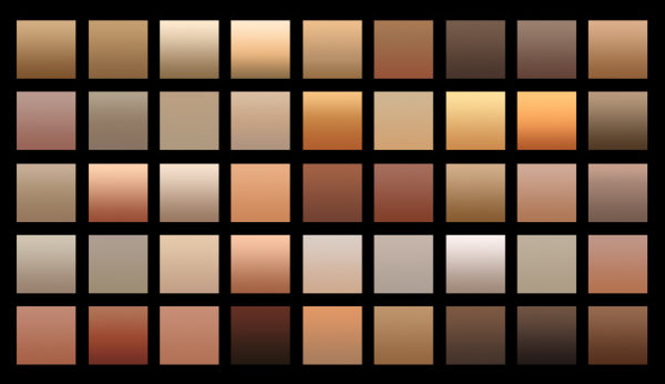 ground gradients collection