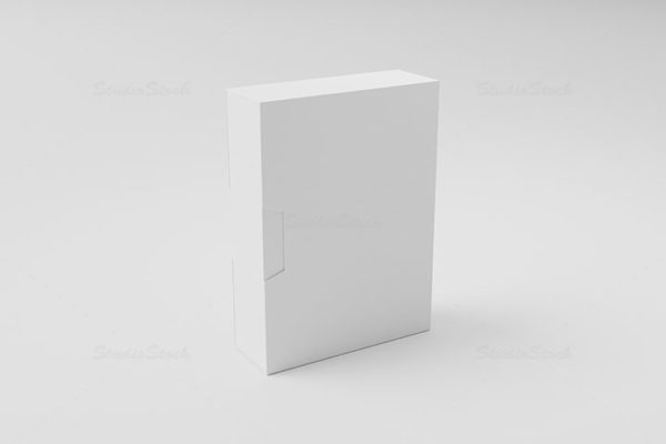 Product Box Packaging Templates MockUps Set preview 04